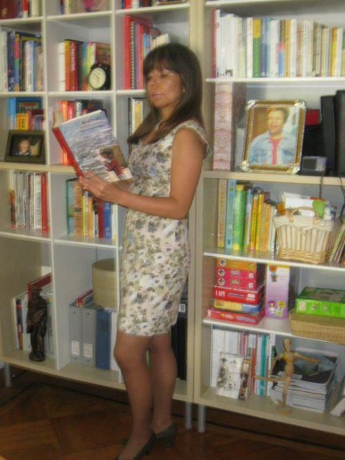Mi y libros